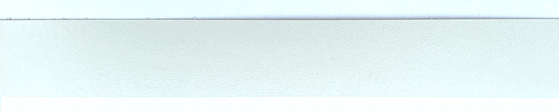 ABS / PVC Edging UNGLUED LIGHT GREY / DOVE GREY TEXTURED 22mm x 2mm - 100 Metres - To match U708 ST9
