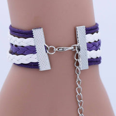 Love Grandma Bracelet Jewelry Multi-layer Weaving