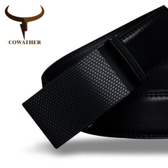 Genuine leather luxury high quality belts