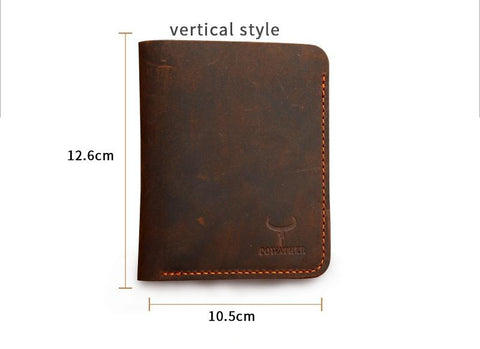 Genuine Leather Wallet - 4 Colors - Ezy Buy Outlet