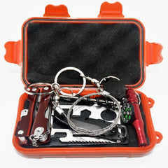 Emergency SOS Kit, First Aid Box Supplies  Survival Tool Kits - Ezy Buy Outlet
