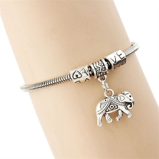 Love for Pets and Animals Bracelet - 7 Choice animals - Ezy Buy Outlet