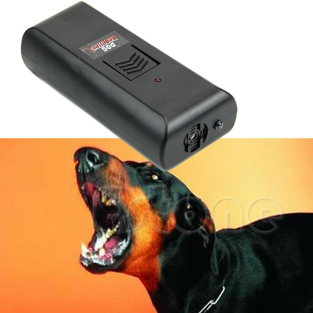 Ultrasonic Aggressive Dog Repeller -  Dog Barking Stopper - Ezy Buy Outlet