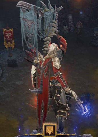 2.5.0 Pennant Banner Bundle (3x)-Diablo 3 Mods - Playstation 4, Xbox One, Nintendo Switch