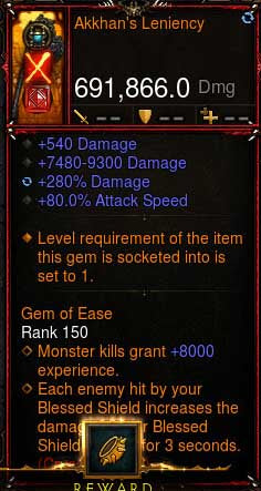 [Primal Ancient] [QUAD DPS] 2.6.6 Akkhan's Leniency 691k DPS