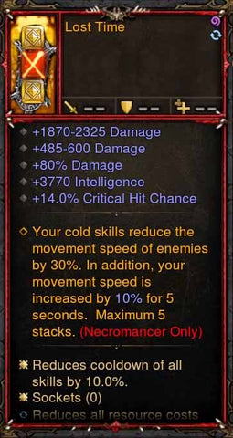[Primal Ancient] [QUAD DPS] 2.6.1 Lost Time Phylactery-Diablo 3 Mods - Playstation 4, Xbox One, Nintendo Switch