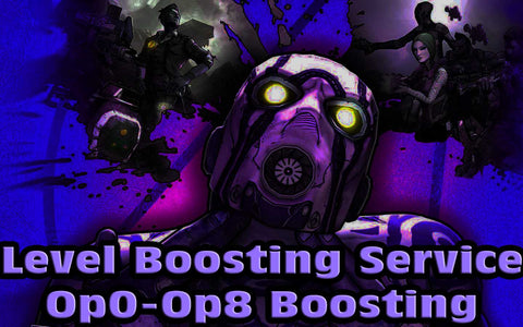 Playstation 4 BorderLands 2 Level Boosting Service 1 to 72 or OP0 to OP8-Diablo 3 Mods - Playstation 4, Xbox One, Nintendo Switch