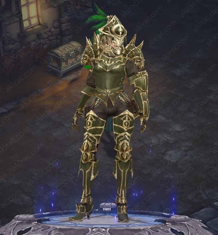 Conqueror Set (Seasons XMog)-Diablo 3 Mods - Playstation 4, Xbox One, Nintendo Switch