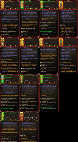 [Primal Ancient] 1-70 BobbaPearl's v3 2.6.8 Mundunugu Witch Doctor Set #B9