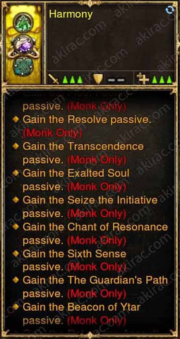 14x Passive Amulet #2 w/ Murloc Pet Spawn-Diablo 3 Mods - Playstation 4, Xbox One, Nintendo Switch