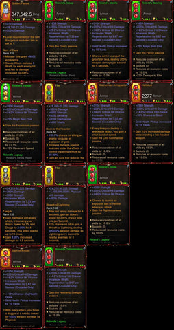 [Primal Ancient] 1-70 BobbaPearl's v3 Rolands Crusader Set #A1