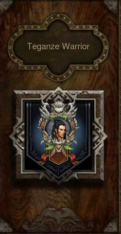Patch 2.6.8 Teganze Warrior Portrait