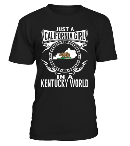 Just a California Girl in a Kentucky World