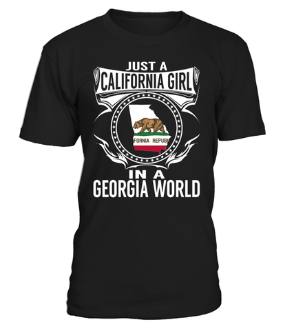 Just a California Girl in a Georgia World