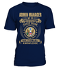 Admin Manager - We Do Precision Guess Work
