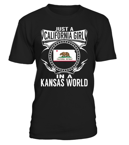 Just a California Girl in a Kansas World