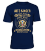 Alto Singer - We Do Precision Guess Work