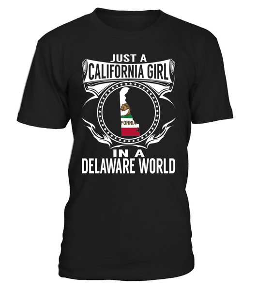 Just a California Girl in a Delaware World