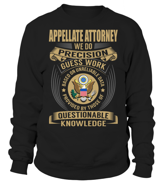 Appellate Attorney - We Do Precision Guess Work