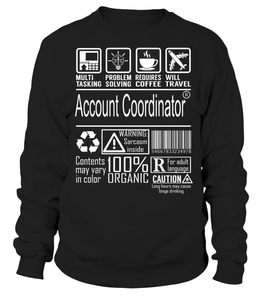 Account Coordinator - Multitasking