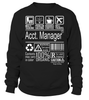 Acct. Manager - Multitasking