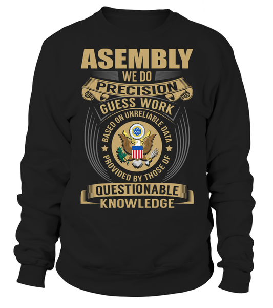 Asembly - We Do Precision Guess Work