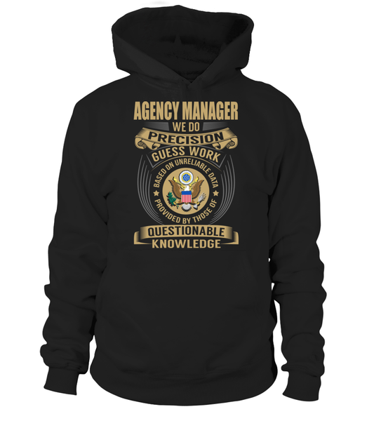 Agency Manager - We Do Precision Guess Work