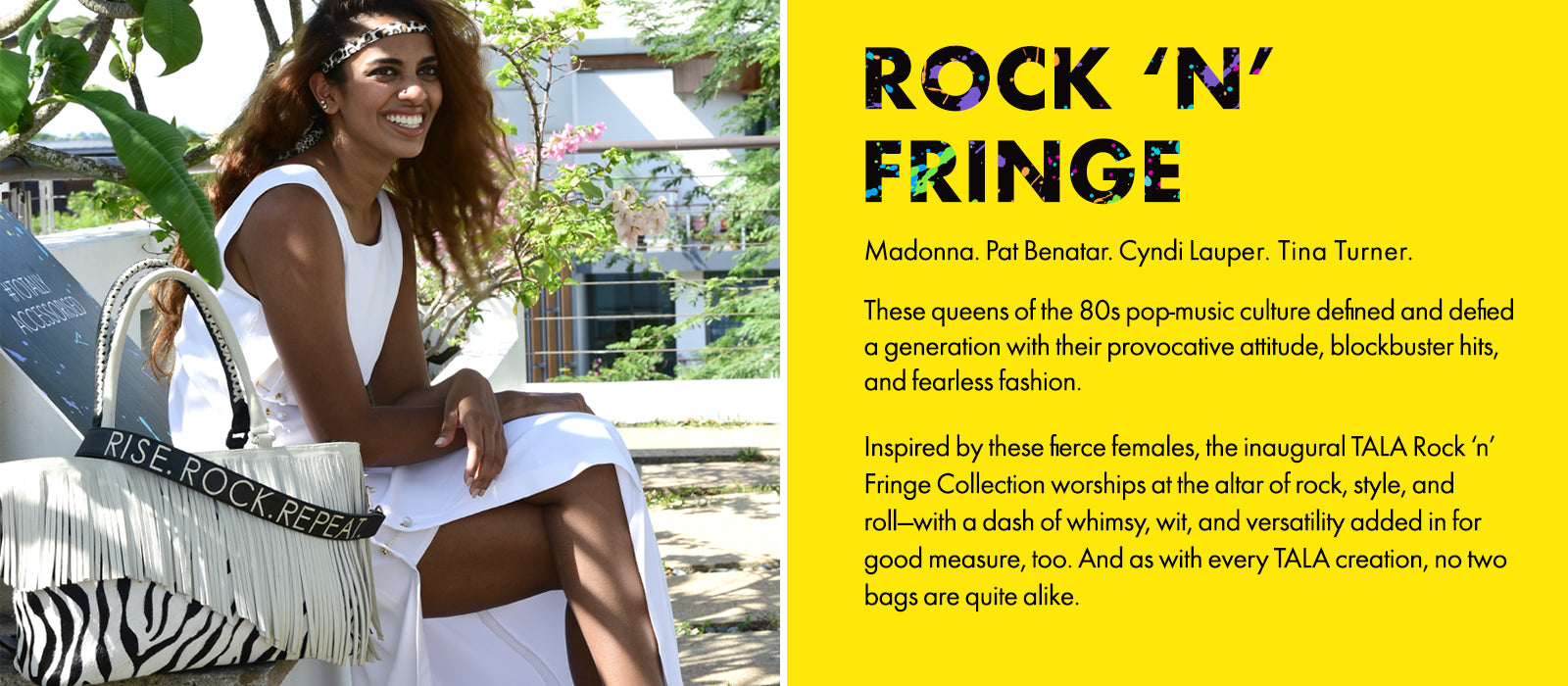 The Rock 'n' Fringe Collection