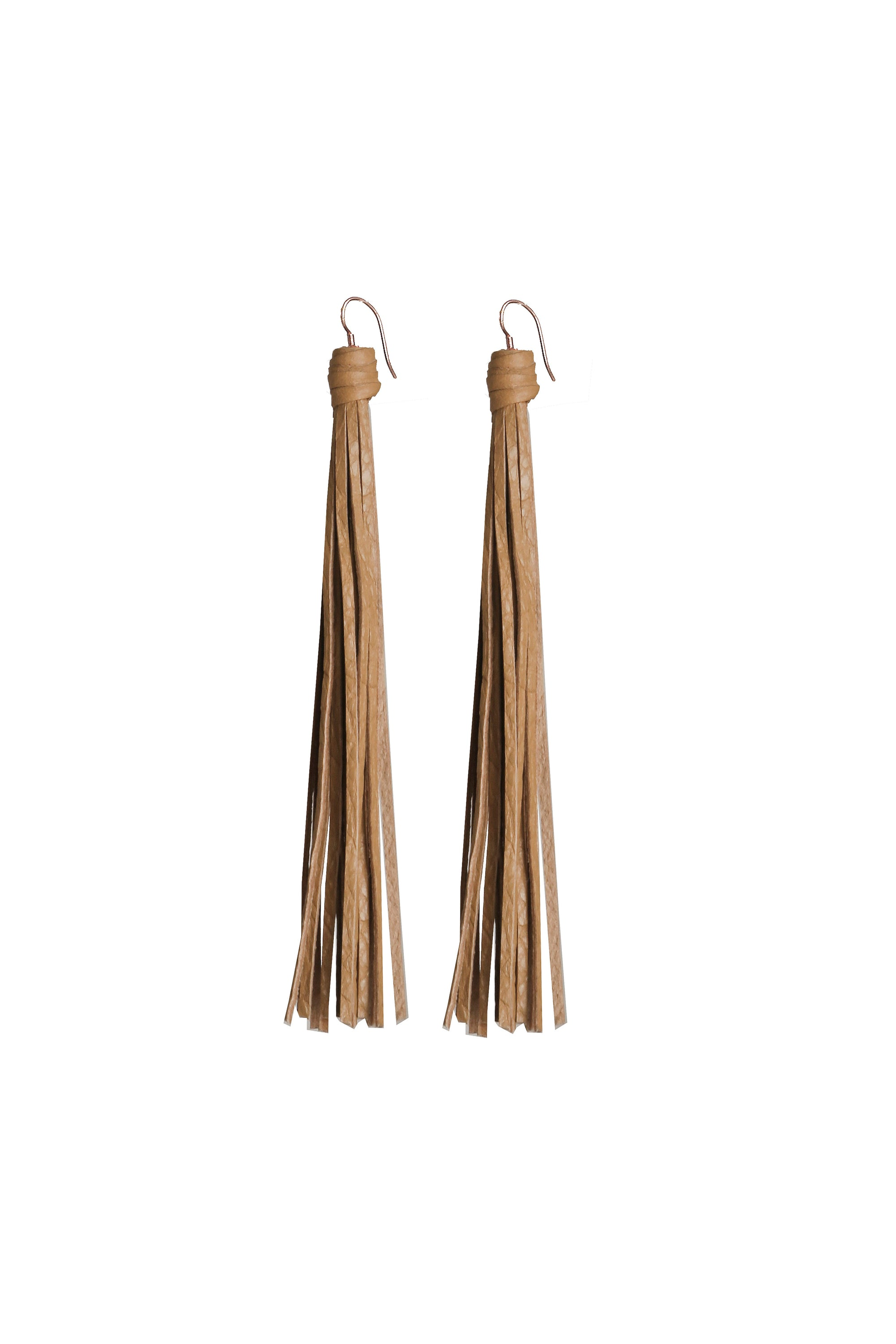 The Reborn Rock 'n Fringe Earrings
