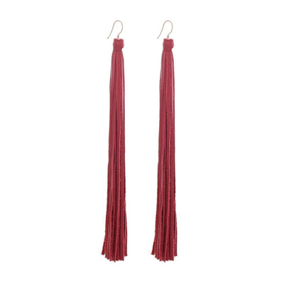 Rock 'n Fringe Earrings Maxi