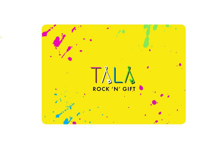 TALA Rock 'n Gift Card