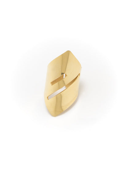 Geometry lines ring