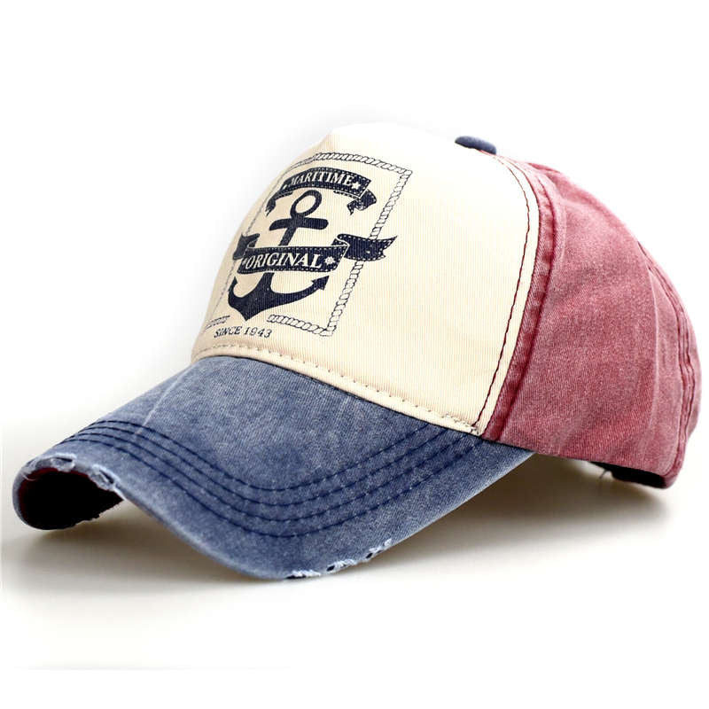 57809cdbe31f4 Anchor Fishing Cap - Maritime - Victorious Catch
