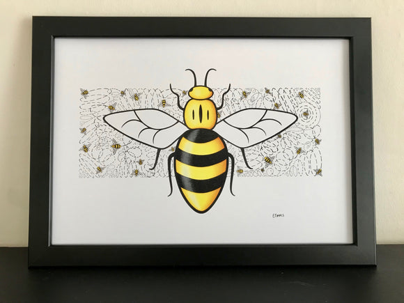Large Manchester Bee