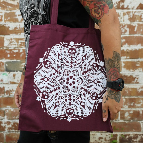 Mothdala Tote Bag