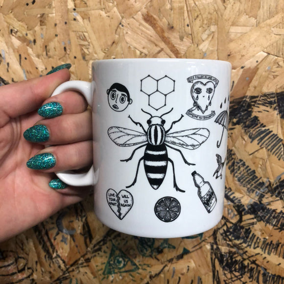This is Manchester Mug