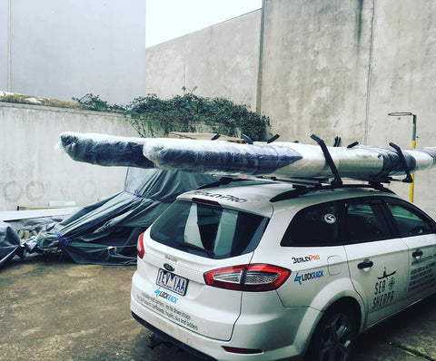 Interstate Kayak Courier Service