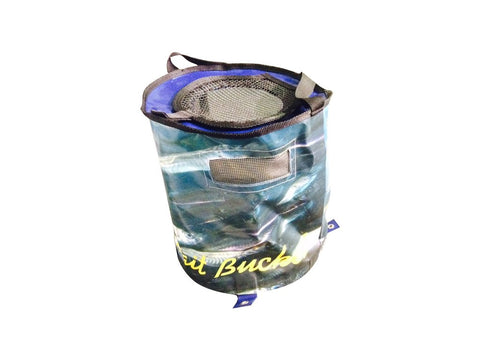 kayak Collapsible Live Bait Bucket,Live Bait Bucket - SeaSherpa