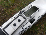 kayak Used Stealth Evolution 430,Used Kayak - SeaSherpa