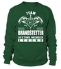 Team BRANDSTETTER Lifetime Member Legend Last Name T-Shirt