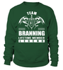 Team BRANNING Lifetime Member Legend Last Name T-Shirt