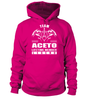 Team ACETO Lifetime Member Legend Last Name T-Shirt