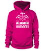 Team ALAMIN Lifetime Member Legend Last Name T-Shirt
