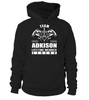 Team ADKISON Lifetime Member Legend Last Name T-Shirt