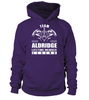 Team ALDRIDGE Lifetime Member Legend Last Name T-Shirt