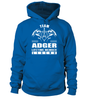 Team ADGER Lifetime Member Legend Last Name T-Shirt