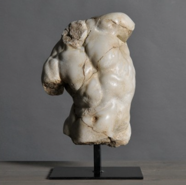 Sculpture - Apollo's Torso