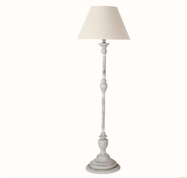 Tall table Lamp with shade