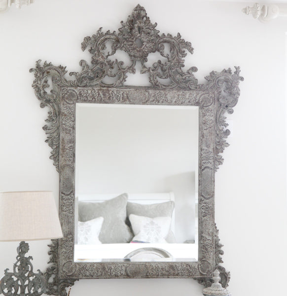 Stunning ornate mirror