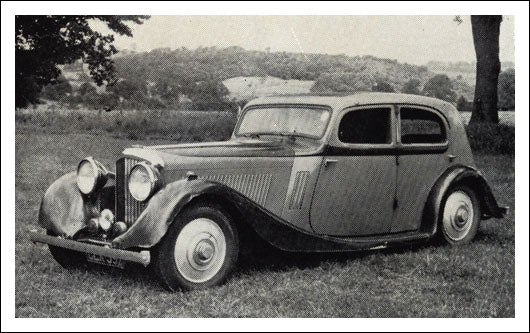 Bentley Coachbuilt Cars